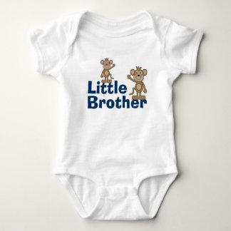 Cute Monkey Little Brother Baby Bodysuit