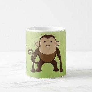 Cute Monkey Mug
