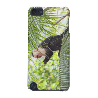 Cute Monkey on a Palm Tree iPod Touch (5th Generation) Cover