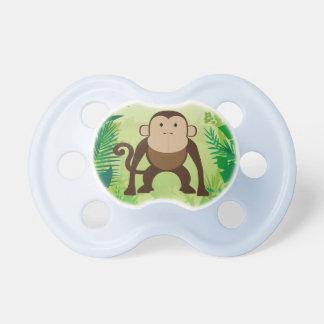 Cute Monkey BooginHead Pacifier