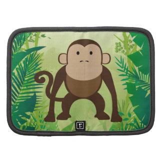 Cute Monkey Planner