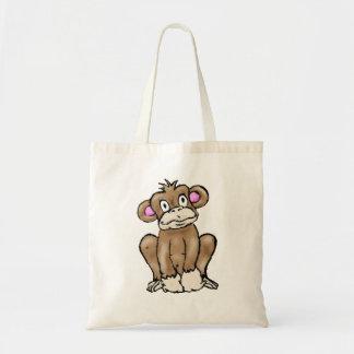 Cute Monkey ReUsable Bag