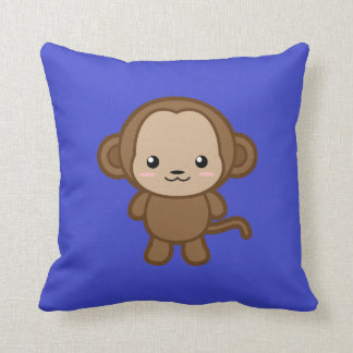 Funny Monkey Pillows - Decorative & Throw Pillows Zazzle