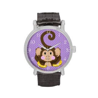 Cute Monkey Watch