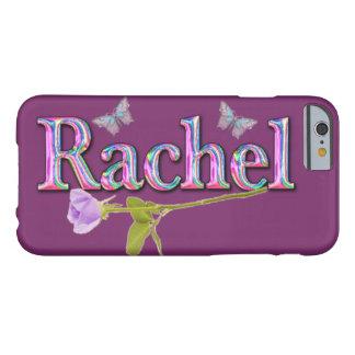 "Cute MONOGRAM ""Rachel"" IPHONE 6 CASE"