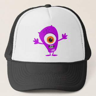 Cute Monster Adorable Trucker Hat