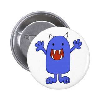 Cute Monster Pin
