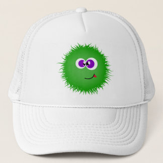 cute monster cap