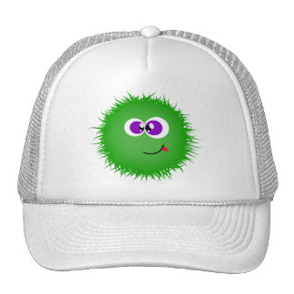 cute monster cap trucker hat