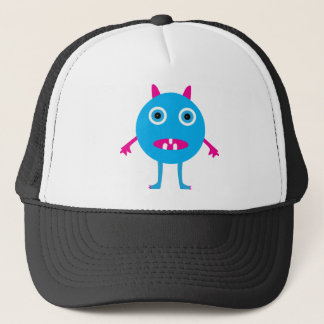 Cute Monster Creatures Tshirts Apparel Clothing Trucker Hat