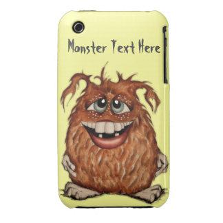Cute Monster iPhone 3/3GS Case