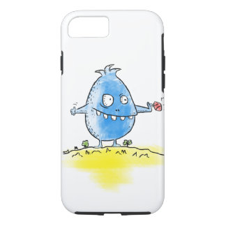 Cute Monster iPhone 7 Case