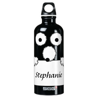Cute Monster Personalized Liberty Bottle