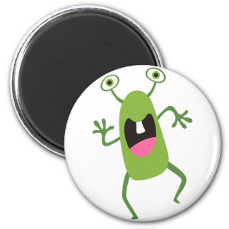 Cute Monster Refrigerator Magnet