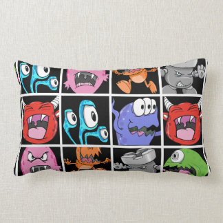 Cute Monsters Aliens and Devils Pillows