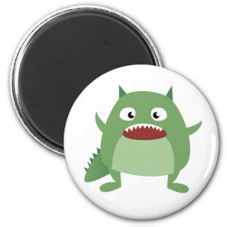 Cute Monsters! Magnet