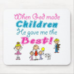 Cute Mothers Day Gift Mousepads