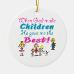 Cute Mothers Day Gift Ornament