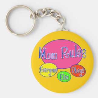 Cute Mother's Day Tshirt and Gifts Keychain