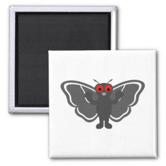 Cute Mothman Magnet