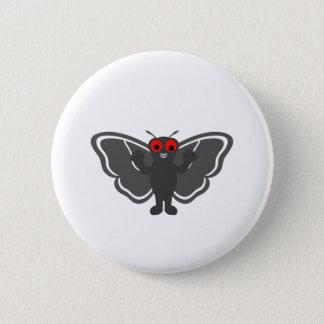 Cute Mothman Pinback Button