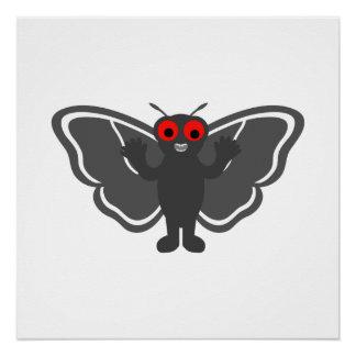 Cute Mothman Poster
