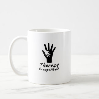 Cute Motivate Love Occupational Therapy Gifts Coffee Mug