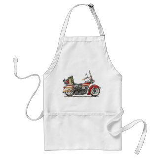 Cute Motorcycle Aprons