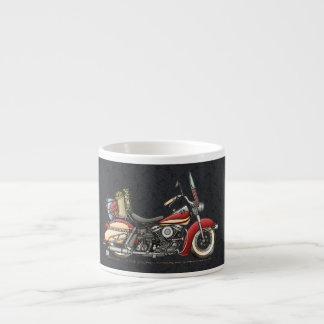 Cute Motorcycle Espresso Cup