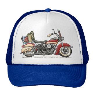Cute Motorcycle Mesh Hat