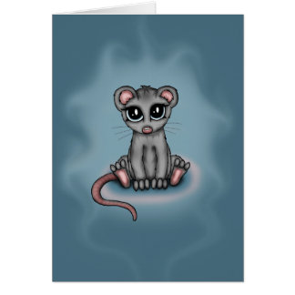 cute Mouse Card