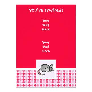Cute Mouse Card
