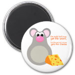 Cute Mouse Cartoon Magnet