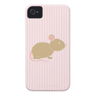 Cute mouse Case-Mate blackberry case