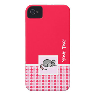 Cute Mouse iPhone 4 Cases