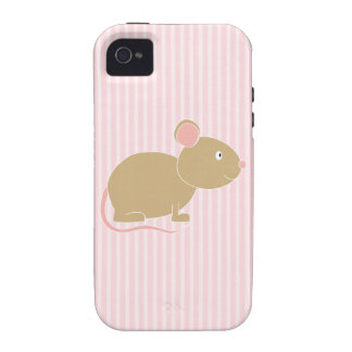 Cute mouse case for the iPhone 4