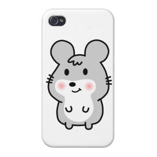 Cute mouse covers for iPhone 4