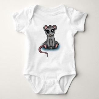 cute Mouse Infant Creeper