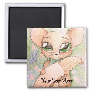 Cute Mouse Magnet
