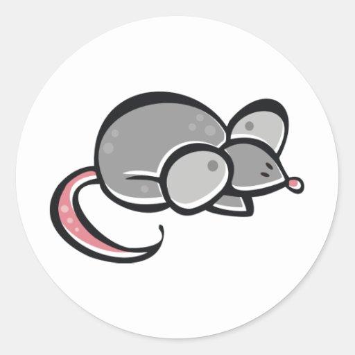 Cute Mouse Sticker