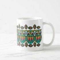 Cute Mr. Hoot Owl Mug