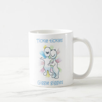 Cute mug/ Smiggles/ Tickle tickles, Giggle giggles Coffee Mug