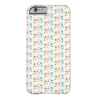 Cute Multi-Colored Floral Design - iPhone 6 Case