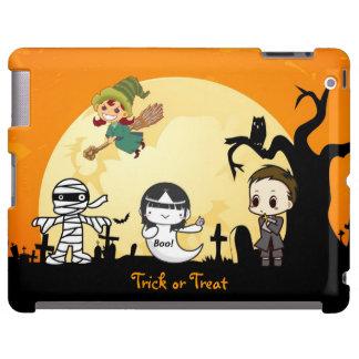 Cute Mummy Ghost Witch Priest - Kids Halloween