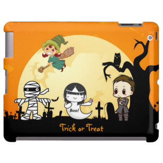 Cute Mummy Ghost Witch Priest - Kids Halloween