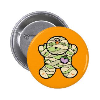 Cute Mummy Pinback Buttons