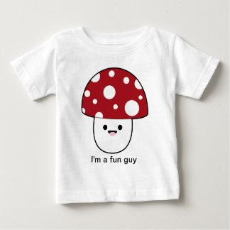Cute Mushroom Fungi T-shirt