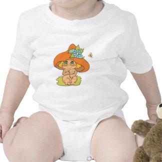 cute mushroom gnome elf t-shirt