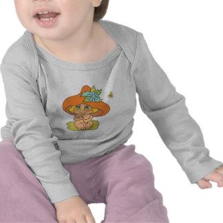 cute mushroom gnome elf t-shirts