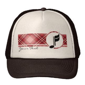 Cute Music Note Trucker Hat